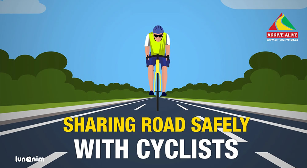 Sharing Road Safely with Cyclist