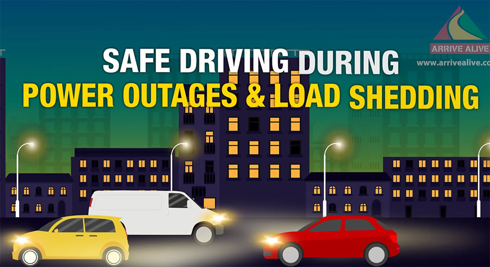 Safe Driving during Power Outages