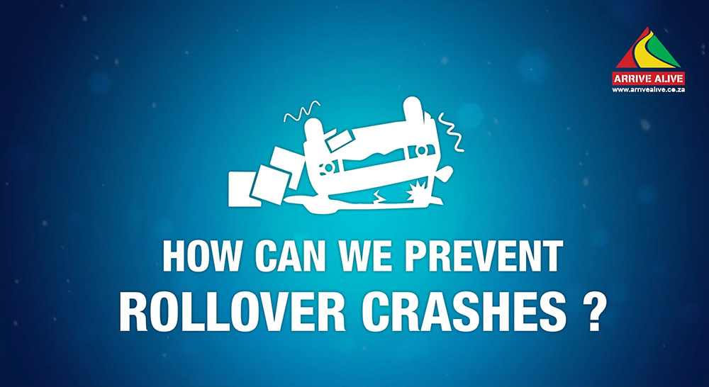 Preventing Roll Over Crashes
